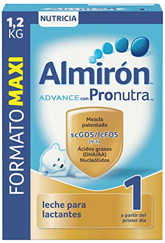 Almirón Advance con Pronutra 1 Leche para Lactantes en Polvo a Partir del Primer Día - 1,2 kg