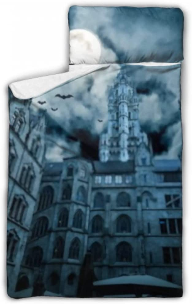 JIUCHUAN Kids List price Sleeping Bag Marienplatz Germany Max 44% OFF Munich Night Cree