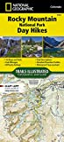 Rocky Mountain National Park Day Hikes (National Geographic Topographic Map Guide (1701))