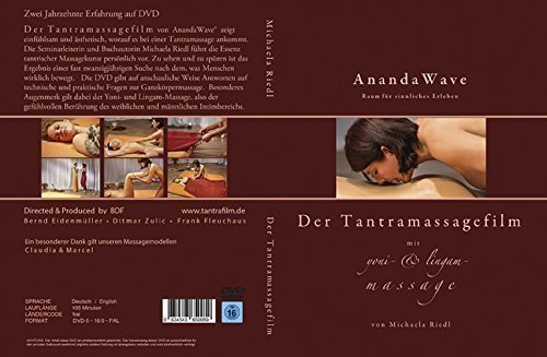 Der Tantramassagefilm: sinnliche Anleitung mit Yoni- und Lingam-Massage