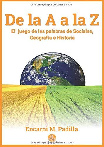 De la A a la Z: El juego de las palabras de Sociales, Geografía e Historia