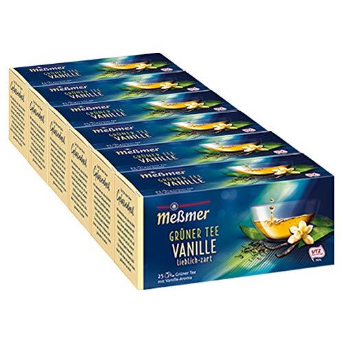 Meßmer Grüner Tee Vanille 6er Pack