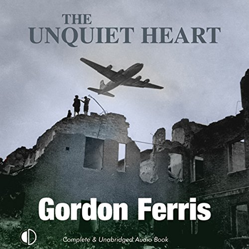 The Unquiet Heart  audiobook cover art