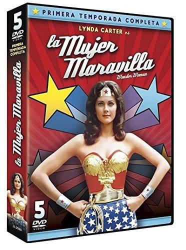Wonder Woman: Season 1 (Region 2)