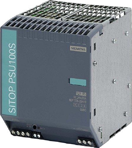 Siemens sitop power - Fuente alimentación sitop psu100s 24v/20a 120-230v