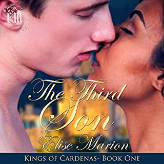 The Third Son audiobook cover art