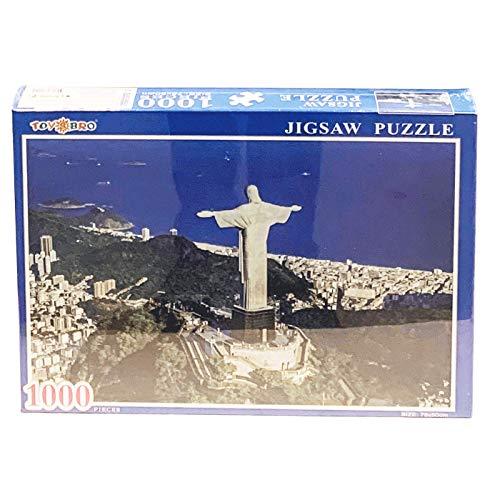 Puzzle de 1000 Piezas Cristo Redentor