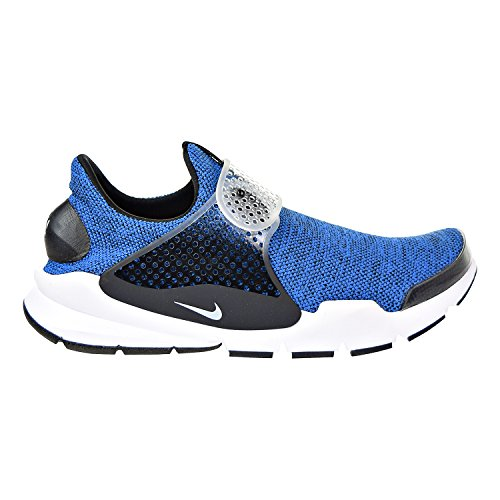 Nike Sock Dart SE Mens Running Shoes Battle Blue/White-Black-White 911404-401 (12 D(M) US)