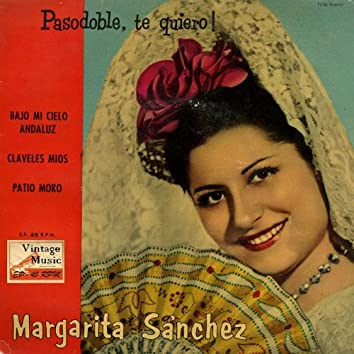 """Vintage Spanish Song Nº60 - EPs Collectors """"I Love Pasodoble"""""""