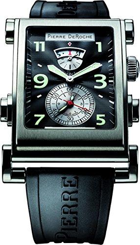 Pierre De Roche Splitrock MDA SPR30001ACI0-003CRO - Reloj para hombre