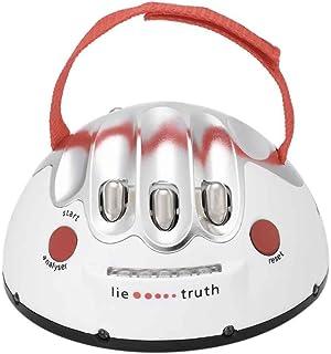 Ben-gi Polígrafo impactante Liar Micro Descarga eléctrica Detector de mentiras la Verdad del Juego
