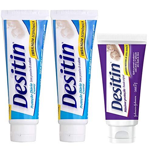 Kit Desitin: 2 Creamy 113g + Máxima Duração 57g , 170g