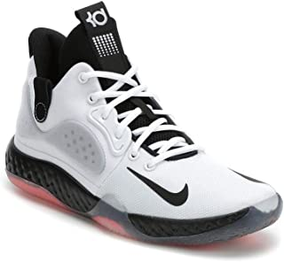 Nike New KD Trey 5 VII Basketball Shoes (M5.5/W7) White/Black/Silver
