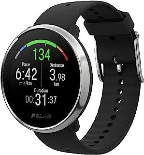 POLAR Ignite fitnessklocka med avancerad handledsbaserad optisk pulsmätare, träningsguide, GPS, vattentät