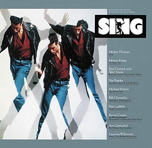 ソニー・ミュージックジャパンインターナショナル『ロック・イン・ブルックリン オリジナル・サウンドトラック(SICP-5949)』