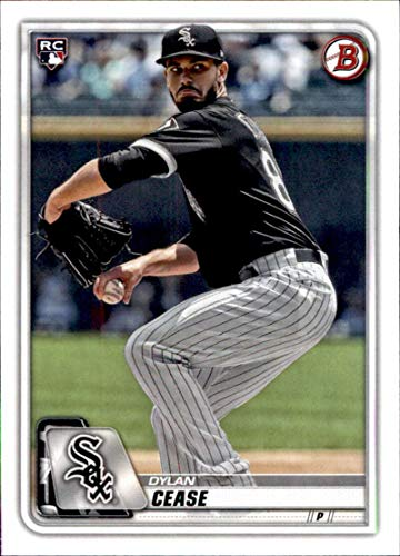 2020 Bowman #58 Dylan Cease NM-MT RC Rookie White Sox