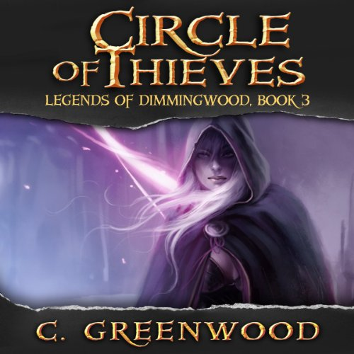Couverture de Circle of Thieves