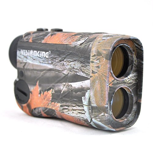 Visionking 6x25 Rangefinder Hunting Golf 600m Camo