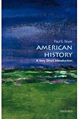 American History: A Very Short Introduction (Very Short Introductions) Kindle Edition