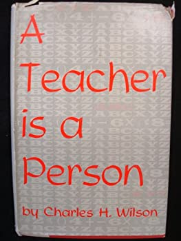 Hardcover A Teacher is a Person Book