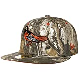 New Era Gorra 59Fifty GCP Realtree OriolesEra de béisbol Baseball (7 3/4 (61,5 cm) - Multicolor)