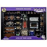 WizKids Warlock Dungeon Tiles: Dungeon Dressings