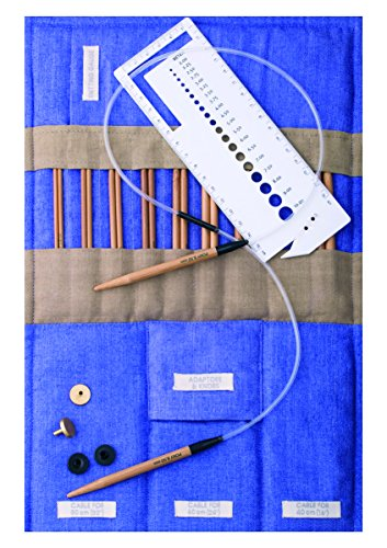 Pony Bamboo Interchangeable Needles