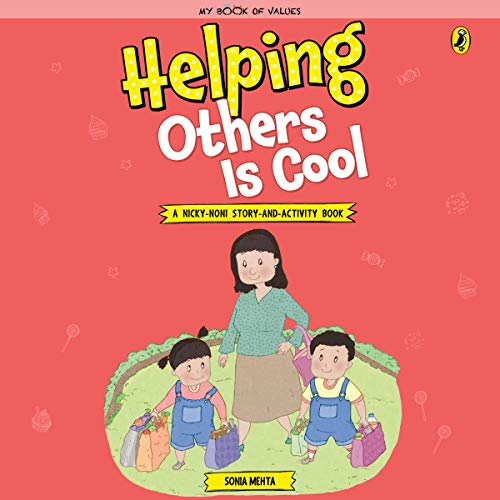 Helping Others Is Cool cover art