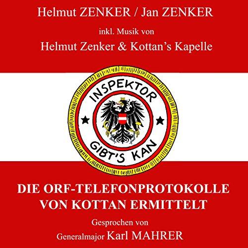 Die ORF-Telefonprotokolle von Kottan ermittelt audiobook cover art