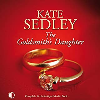 The Goldsmith's Daughter audiobook cover art