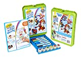 Crayola Color Wonder Travel Esel Paw Patrol Pages with Bonus Pages, Markers and Color Wonder Paint Coloring Travel Books and Esel 61 Piece MEGA Set
