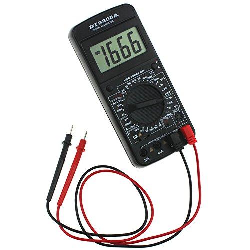 DyNamic DT-9205A Digitale AC DC LCD Professionelle Elektrische Handheld Tester Multimeter