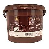 3 kg de masa de cacao puro en pastillas de líquido de cacao Barry Grand Carak...