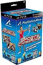 Sony Sports Champions: Move Starter Pack, PS3 PlayStation 3 Inglés, Italiano vídeo - Juego (PS3, PlayStation 3, Deportes, Modo multijugador)