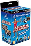 Sony Sports Champions: Move Starter Pack, PS3 PlayStation 3 Inglés,...