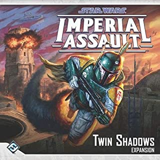 Star Wars: Imperial Assault - Twin Shadows Campaign Board & Card Games