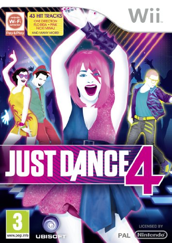 Just Dance 4 - Special Edition [UK Import]