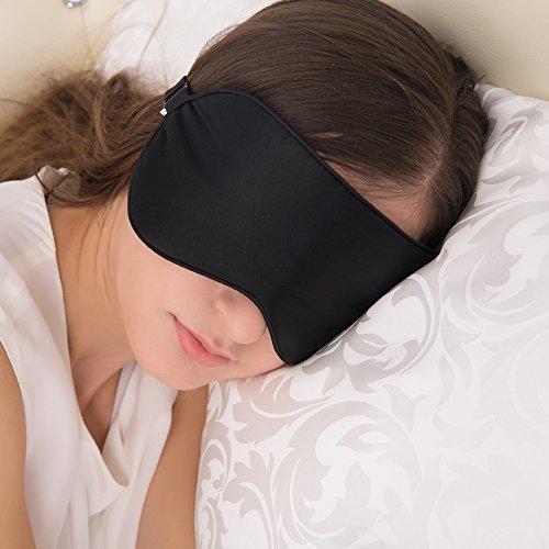 Alaska Bear Smooth Silk Sleeping Blindfold