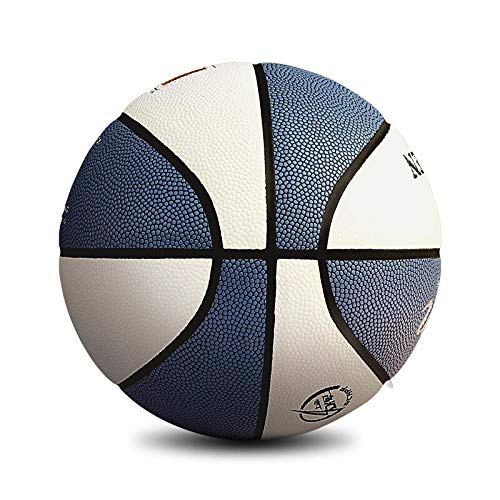 Best Buy! SSLLPPAA Women's Basketball No. 6 Training Basketball Hygroscopic Pu Material Indoor and O...