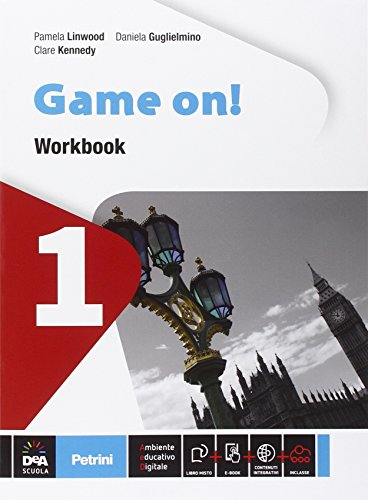 Game on! Workbook. Per la Scuola media. Con e-book. Con espansione online: Game on! Workbook. Vol. 1. con eBook e DVD [Lingua inglese]