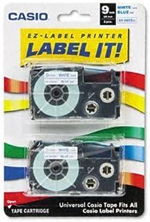 Casio Inc. XR9WEB2S Tape Cassette for Label Printer