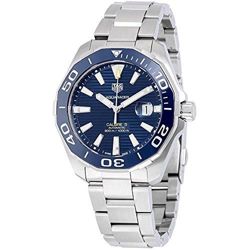 TAG Heuer Aquaracer Reloj de hombre automático 43mm WAY201B.BA0927