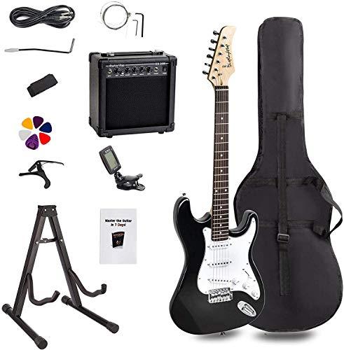 Display4top Guitare électrique avec...