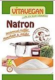 Bicarbonato Di Sodio alimenticio ecologico Formula Alimenticia (NaHC03) 20g Biovegan   Bicarbonato...