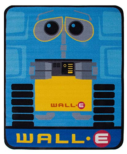 Disney, Tappeto Bimbo, Wall-E, antiscivolo, cm 100x120