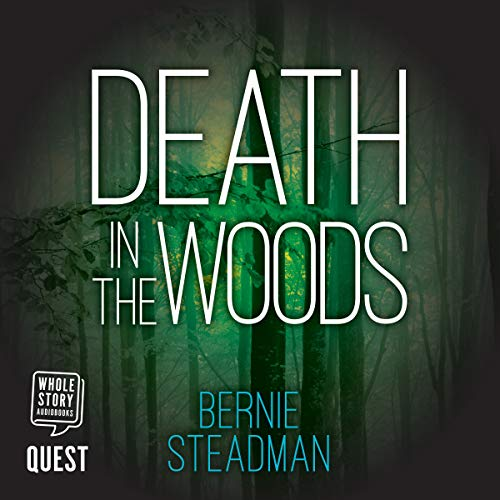 Death in the Woods audiobook cover art