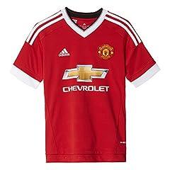 Adidas Camiseta Manchester United 1ª Equipación 2015/2016 Niños
