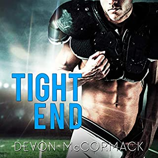 Tight End                   By:                                                                                                                                 Devon McCormack                               Narrated by:                                                                                                                                 Michael Pauley                      Length: 8 hrs and 39 mins     8 ratings     Overall 4.5