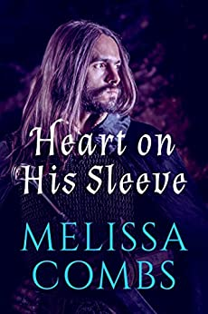 Heart on His Sleeve by [Melissa Combs]