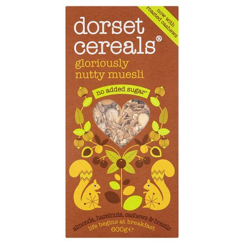 Dorset Cereals - Muesli - Gloriously Nutty Muesli - 600g